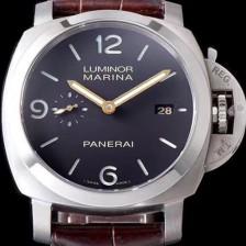 [파네라이] 남성용 루미너 티타늄 팸 351 블랙다이얼 PAN0420